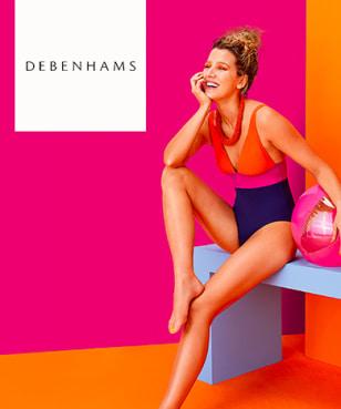 Debenhams.ie - 10% off