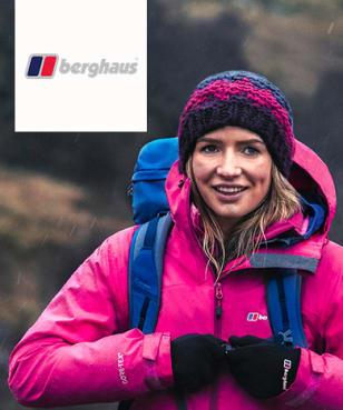 Berghaus - 10% Off