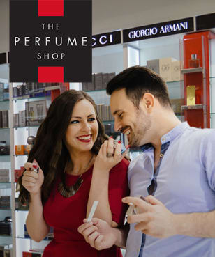 The Perfume Shop - 10% off