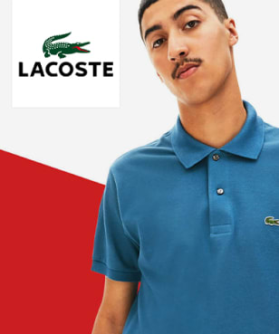 Lacoste - Up to 50% Off