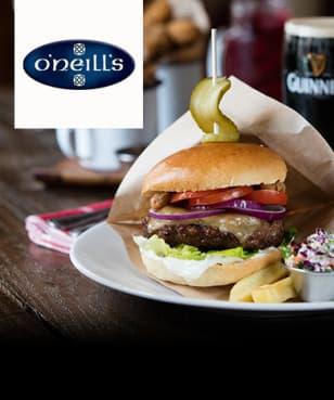 O'Neill's Pub & Grill - 40% Off