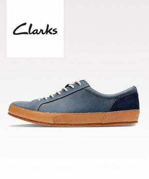 Clarks - 50% off