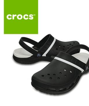Crocs - 25% off
