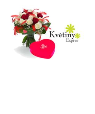 Květiny Expres - Sleva 15 %
