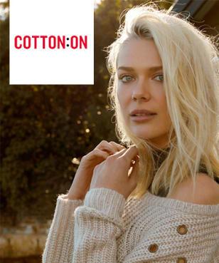 Cotton On - 15% off