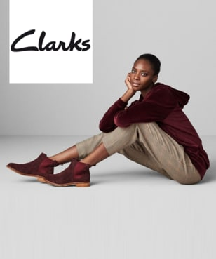 Clarks - 10% off