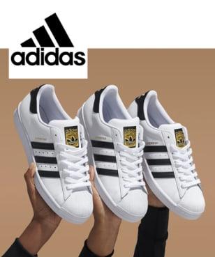 Adidas - 15% Off