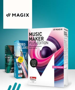 MAGIX Software - 30% Rabatt