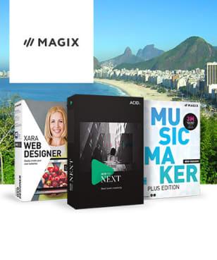 MAGIX - 25% Off