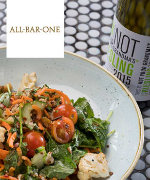 All Bar One - £10 Off