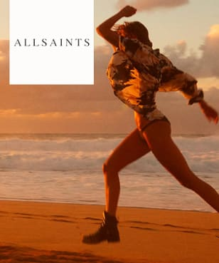 AllSaints - up to 50% Off