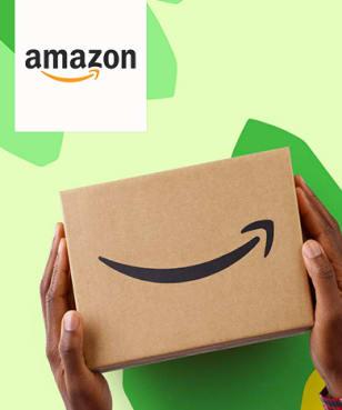 Amazon - 50% Off