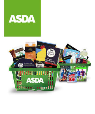 ASDA - Free £5 Gift Card