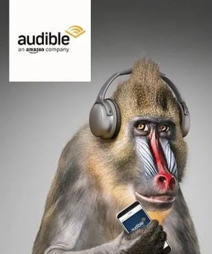 Audible.co.uk - 50% Off