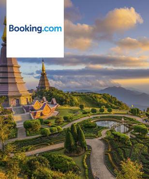 Booking.com - 20% Off