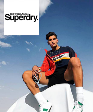 Superdry - 10% off