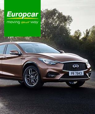 Europcar - 25% off