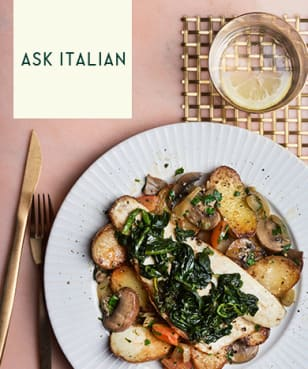 ASK Italian - ASK Italian - Up to 40% Off Food or 2 Courses for £10.95 at ASK Italian