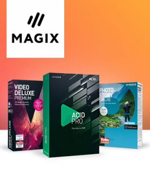 MAGIX Software - 20€ Rabatt