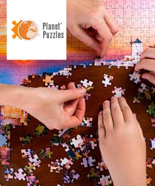 Planet Puzzles - Exclusivité