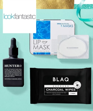 Look Fantastic - Up to 40% Off