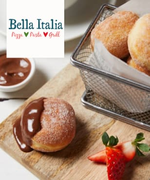 Bella Italia - 40% Off
