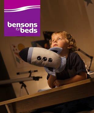 Bensons for Beds - Up to £200 Off