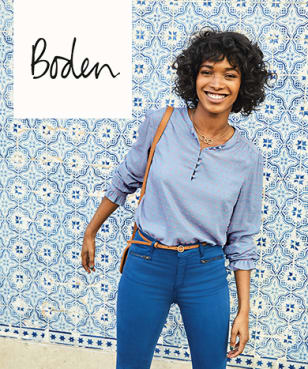 Boden - Free £5 Gift Card