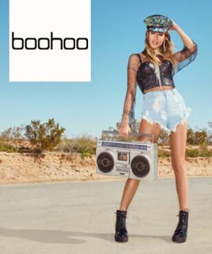 boohoo.com - 35% Off