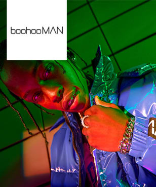 boohooMAN - up to 70% Off