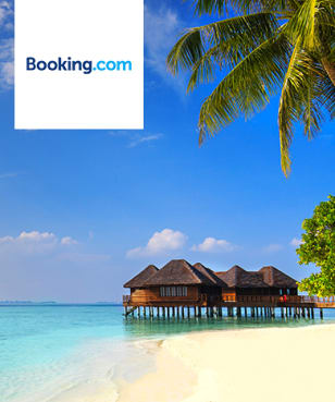 Booking.com - Free  £10 Gift Card