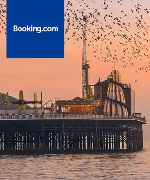 Booking.com - Free  £30 Gift Card