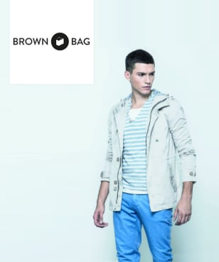 Brown Bag Clothing - £10 Off