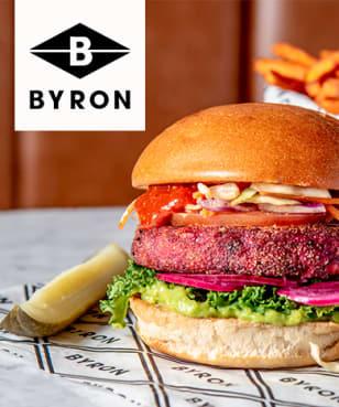 Byron Burger - 2 for 1