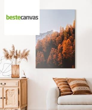 BesteCanvas.nl - €10 Korting