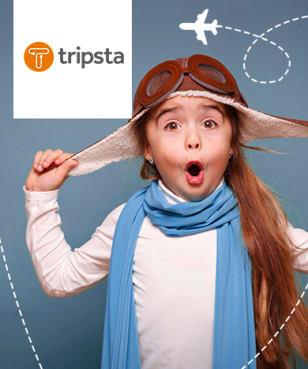 Tripsta - Sleva 300 Kč