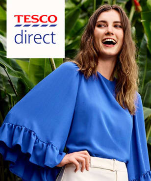 Tesco Direct - Bank Holiday