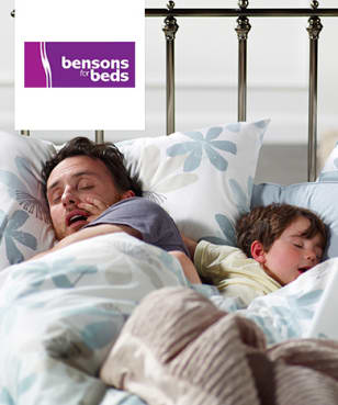 Bensons for Beds - 5% off