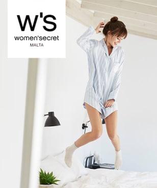 Women's Secret Malta - 15% off