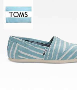 TOMS - 10% off