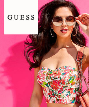 Guess - up to 70% off