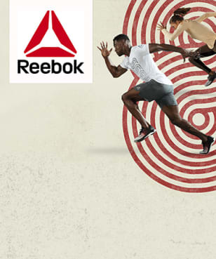 Reebok - Up to 70% off