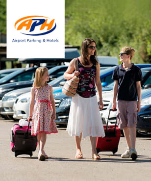 APH - Airport Parking & Hotels - Super Saver