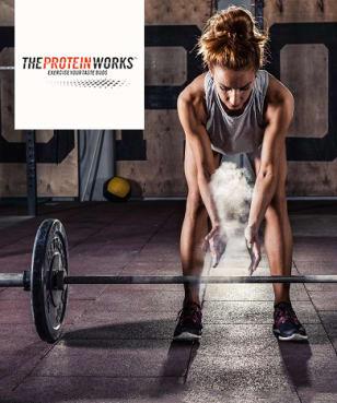 The Protein Works - 50% Rabatt