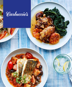 Carluccio's - 2nd Main