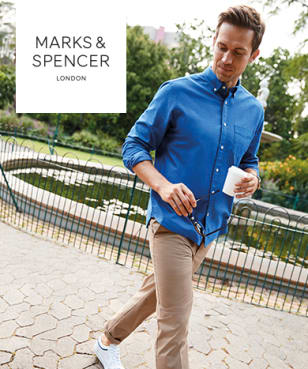 Marks & Spencer - 15% off