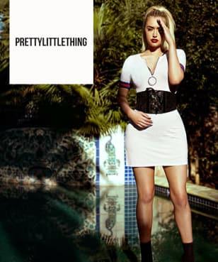 PrettyLittleThing - 25% off