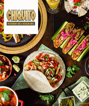 Chiquito - Best in market orang
