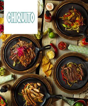 Chiquito - 20% Off