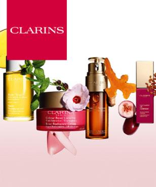 Clarins - Gratis Verzending